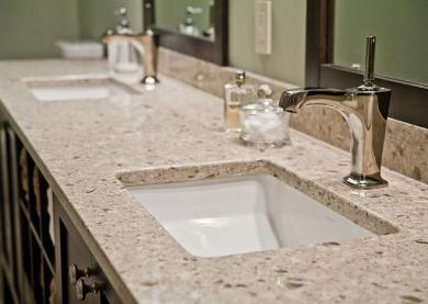 Различные решения для ванной комнаты
