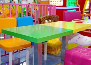 Детский развлекательный центр «Карамелька», ТЦ «Dana Mall»